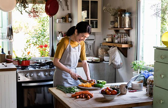 อาหารที่ปรุงสดใหม่จะทำให้ร่างกายปราศจากโรค
